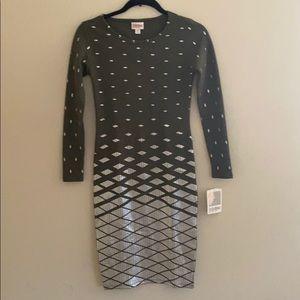 Debbie new lula roe dress elegant